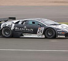 No 24 Reiter Lamborghini by Willie Jackson