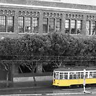 San Francisco Cable Car by Carrie Bonham
