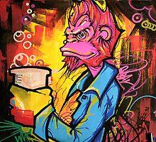 Monkey Bizness by BasicLee