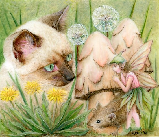 Hush Little Mouse by Karen  Hull