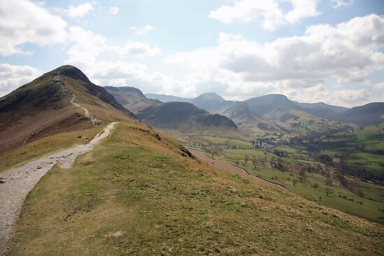 Catbells Path by John Keates