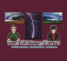 South Brisbane Storms Tee by SouthBrisStorms