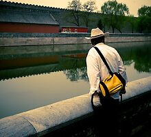 The Man Outside The Forbidden City by trbrg