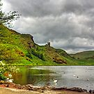St Margaret's Loch View by Tom Gomez
