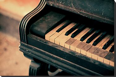 The piano #2 by Nicolas Noyes