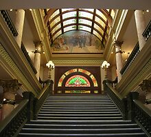 Grand Staircase by Robbie Robinson
