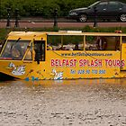 Belfast Splash tours by Jon Lees