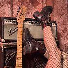 Rock Legs. by Tim Bell