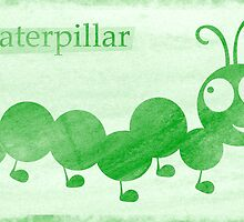 Caterpillar by catdot