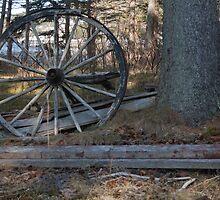 Wagon Wheel  by Jeff Knee