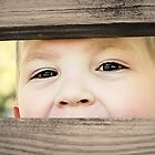 Peek-a-Boo! by A Different Eye Photography