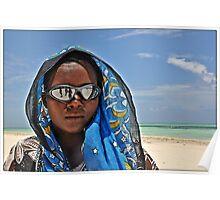 People of Zanzibar # 1 Poster