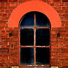 Today, We Will Look Through The Arched Window...... by Natalie Ord