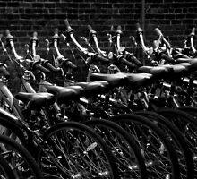 Alternative Mean Of Mass Transportation by artisandelimage