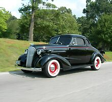 1937 .... Chevrolet Master coupe by BCallahan
