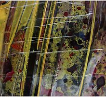 Cling film close up #2 by Andrew Price