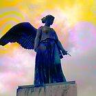 Yellow Angel by HeklaHekla