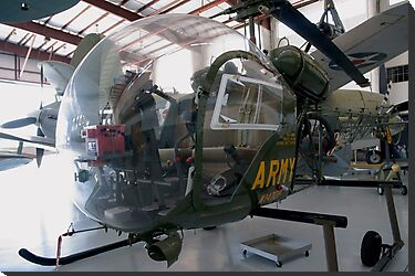 Bell 47G: 4077th MASH by Mark Kopczewski