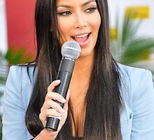 Kim Kardashian by zhivan