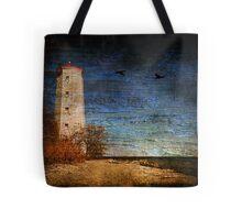 Presqu'ile Lighthouse Tote Bag