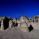Bisti Night by B Spencer