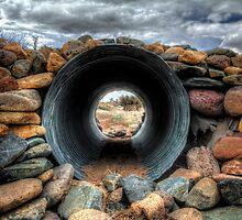 Rock N Hole by Bob Larson