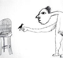 birdy by Loui  Jover