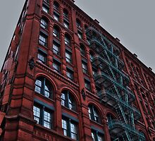 Puck Building by Andrea Rapisarda