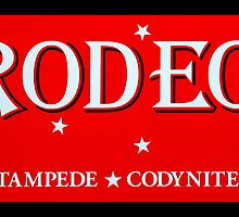 Cody Rodeo Stampede by heidiannemorris