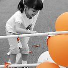 POP, POP, POPPING BALLOONS by Spiritinme
