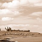 Dunstanburgh Castle - Craster by michaelrstewart