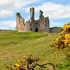 Dunstanburgh Castle1 - Craster by michaelrstewart