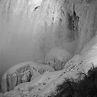 Niagara Falls, US Falls, Ice Covered by OsirisPQ