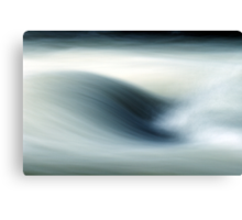 A Standing Wave Canvas Print