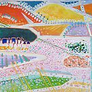Balingup tapestry by Kerry  Thompson