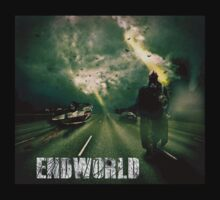 "Endworld ""highway to hell"" t shirt  by Drummy"