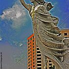 Monument to the Immigrant by Turtle6