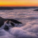 Pull Up The Covers - (25 Exposure HDR Pano) Blue Mountains World Heritage Area, Sydney - The HDR Experience by Philip Johnson