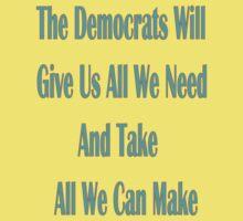 Democrats by Mike Pesseackey (crimsontideguy)