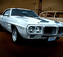1969 Pontiac Trans AM by TeeMack