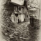 The Old Lakeland House - Grasmere, Cumbria by David Lewins LRPS