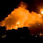 Altona's burning... Altona's burning... draw nearer... draw nearer...#2 by Mark Elshout