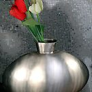 THE METAL VASE #2 by RakeshSyal