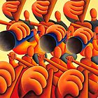 Le grand band by Alan Kenny