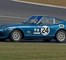Datsun 240Z by Willie Jackson
