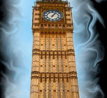 Big Ben by DonDavisUK