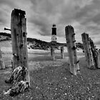 Spurn Point Lighthouse by Rory Garforth