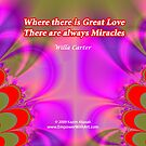 Where there is Great Love by Kazim Abasali