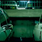 Underground parking 01 by Pascale Baud