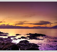 Gourock Sunset by milag